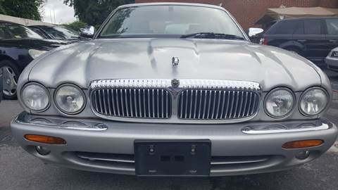 2002 Jaguar XJ-Series for sale at Auto Wholesalers Of Rockville in Rockville MD