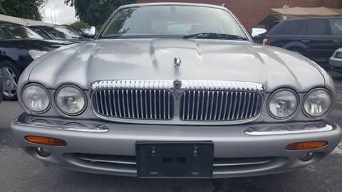 2002 Jaguar XJ-Series for sale at Auto Wholesalers Of Rockville in Rockville MD