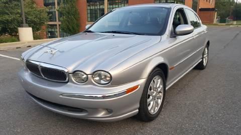 2002 Jaguar X Type For Sale In Rockville, MD
