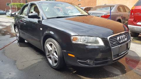 2007 Audi A4 for sale at Auto Wholesalers Of Rockville in Rockville MD
