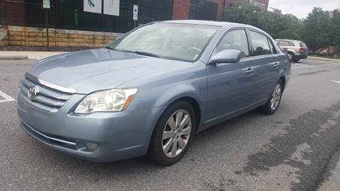 2006 Toyota Avalon for sale at Auto Wholesalers Of Rockville in Rockville MD