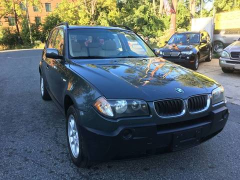 2004 BMW X3 for sale in Rockville, MD