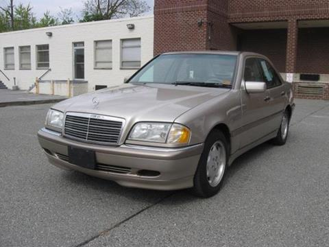 2000 Mercedes-Benz C-Class for sale at Auto Wholesalers Of Rockville in Rockville MD