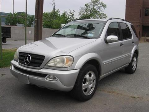 2004 Mercedes-Benz M-Class for sale in Rockville, MD