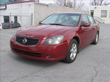 2006 Nissan Altima for sale in Rockville, MD