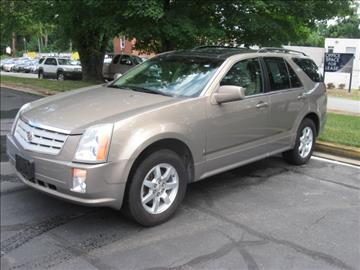 2007 Cadillac SRX for sale in Rockville, MD