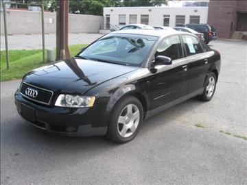 2004 Audi A4 for sale at Auto Wholesalers Of Rockville in Rockville MD
