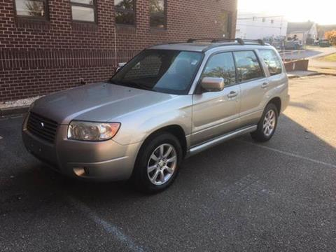 2007 Subaru Forester for sale at Auto Wholesalers Of Rockville in Rockville MD