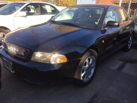 1998 Audi A4 for sale at Auto Wholesalers Of Rockville in Rockville MD