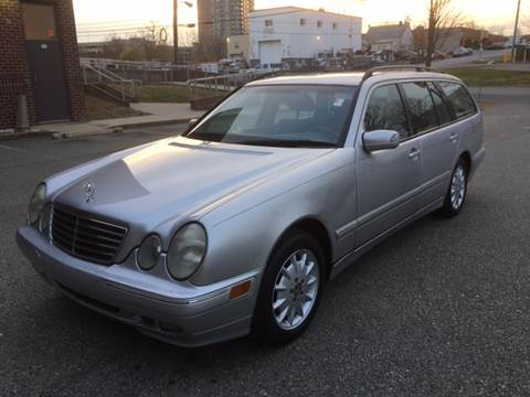 2002 Mercedes-Benz E-Class for sale at Auto Wholesalers Of Rockville in Rockville MD