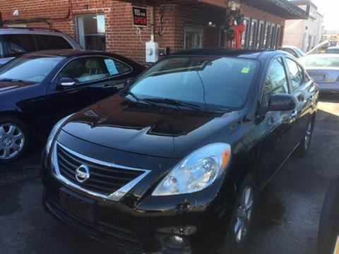 2012 Nissan Versa for sale at Auto Wholesalers Of Rockville in Rockville MD