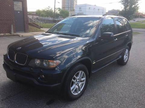 2005 BMW X5 for sale at Auto Wholesalers Of Rockville in Rockville MD