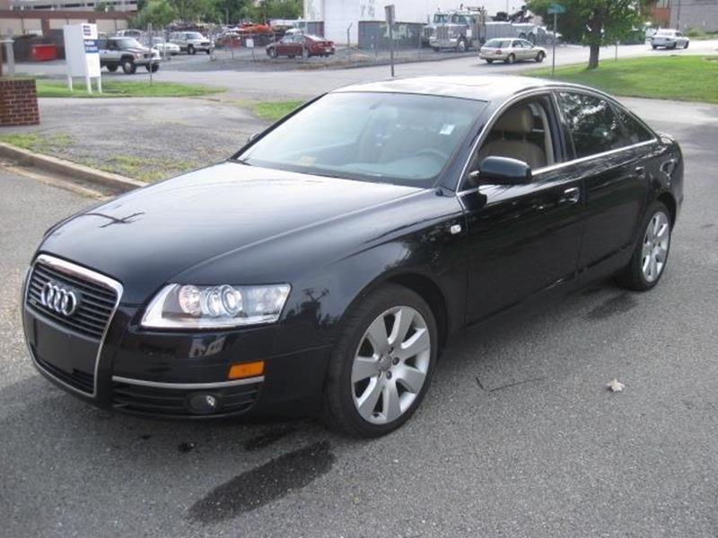 2005 Audi A6 3 2 Quattro In Rockville Md Auto