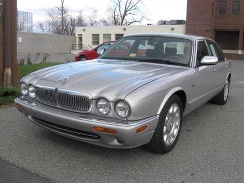 2003 Jaguar XJ-Series for sale at Auto Wholesalers Of Rockville in Rockville MD