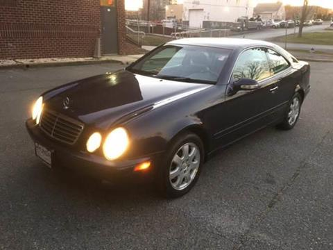 2001 Mercedes-Benz CLK for sale at Auto Wholesalers Of Rockville in Rockville MD
