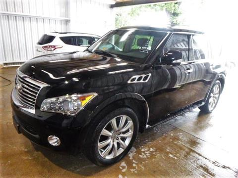 2012 Infiniti QX56 for sale in Bedford, VA