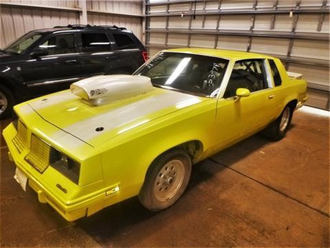 1984 Oldsmobile Cutlass Supreme for sale in Bedford, VA