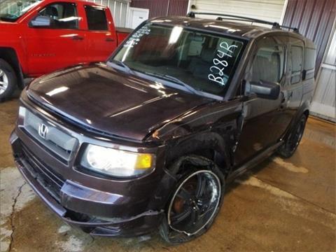 2007 Honda Element for sale at East Coast Auto Source Inc. in Bedford VA