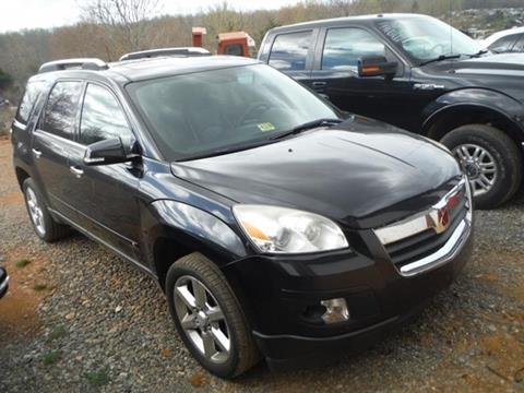 2008 Saturn Outlook for sale at East Coast Auto Source Inc. in Bedford VA