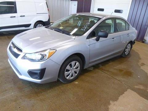 2014 Subaru Impreza for sale at East Coast Auto Source Inc. in Bedford VA