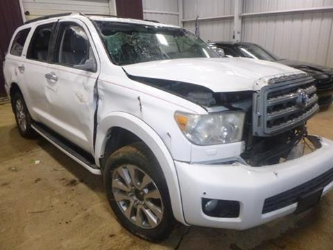 2008 Toyota Sequoia for sale at East Coast Auto Source Inc. in Bedford VA