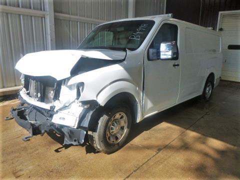 2014 Nissan NV Cargo for sale in Bedford, VA
