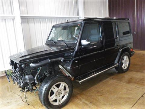 2003 Mercedes-Benz G-Class for sale in Bedford, VA