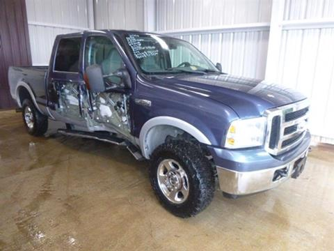 2006 Ford F-250 Super Duty for sale at East Coast Auto Source Inc. in Bedford VA