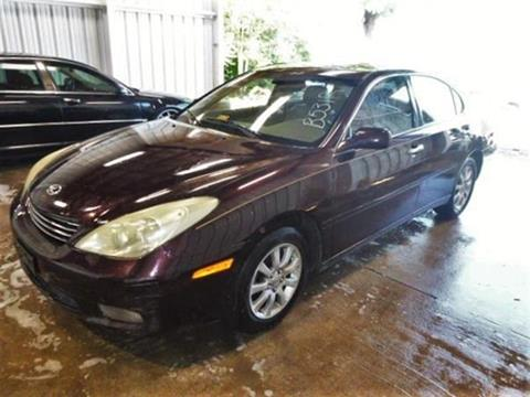 2004 Lexus ES 330 for sale at East Coast Auto Source Inc. in Bedford VA