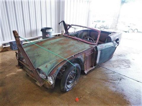 1966 Triumph TR4 for sale in Bedford, VA