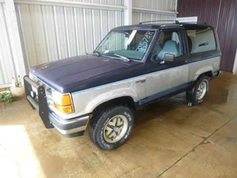 Ford Bronco Ii For Sale In Bedford Va