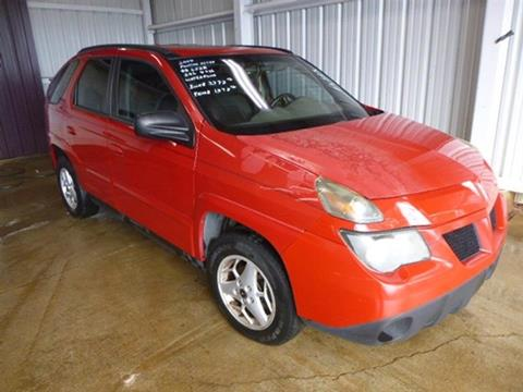 2004 Pontiac Aztek for sale in Bedford, VA