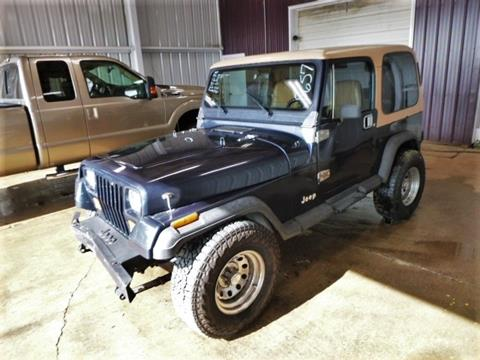 1987 Jeep Wrangler for sale in Bedford, VA
