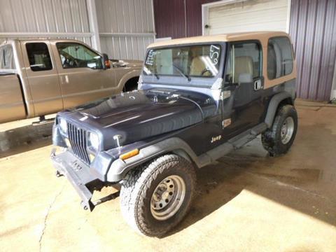 1987 Jeep Wrangler for sale in Bedford, VA