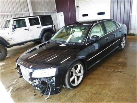 2010 Audi A8 L for sale at East Coast Auto Source Inc. in Bedford VA
