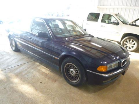 1998 BMW 7 Series for sale in Bedford, VA