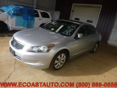 2008 Honda Accord for sale at East Coast Auto Source Inc. in Bedford VA
