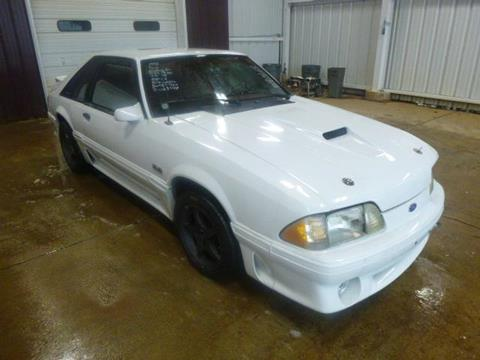 1992 Ford Mustang for sale in Bedford, VA