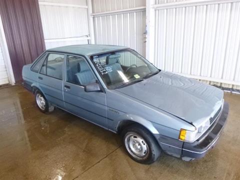 1987 Chevrolet Nova for sale in Bedford, VA