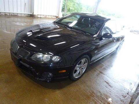 2005 Pontiac GTO for sale in Bedford, VA