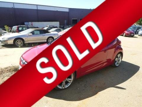 2013 Hyundai Veloster for sale at East Coast Auto Source Inc. in Bedford VA
