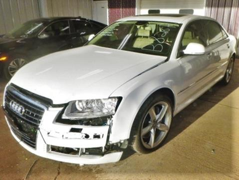 2008 Audi A8 L for sale at East Coast Auto Source Inc. in Bedford VA