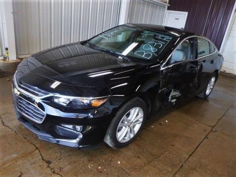 2017 Chevrolet Malibu for sale at East Coast Auto Source Inc. in Bedford VA