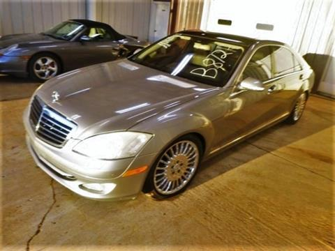 2007 Mercedes-Benz S-Class for sale at East Coast Auto Source Inc. in Bedford VA