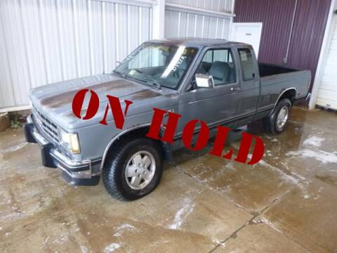 1988 Chevrolet S-10 for sale at East Coast Auto Source Inc. in Bedford VA