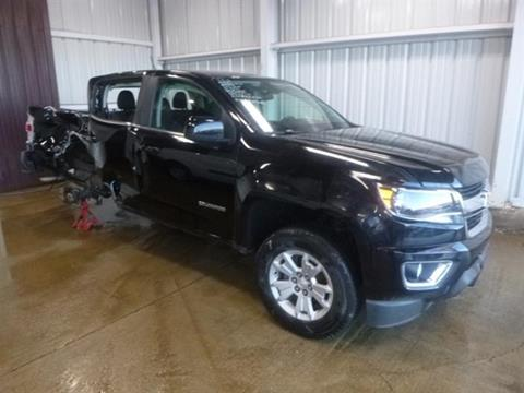 2015 Chevrolet Colorado for sale at East Coast Auto Source Inc. in Bedford VA