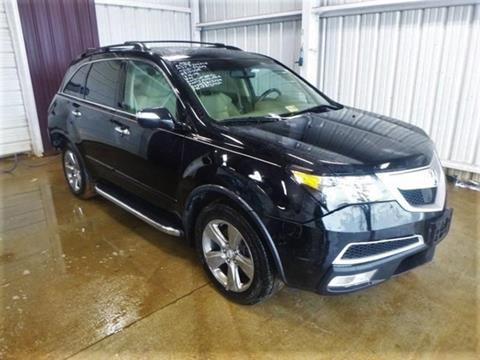 2013 Acura MDX for sale at East Coast Auto Source Inc. in Bedford VA