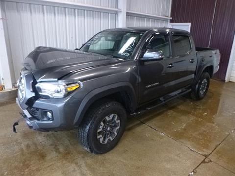 2016 Toyota Tacoma for sale at East Coast Auto Source Inc. in Bedford VA