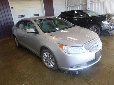 2012 Buick LaCrosse for sale at East Coast Auto Source Inc. in Bedford VA