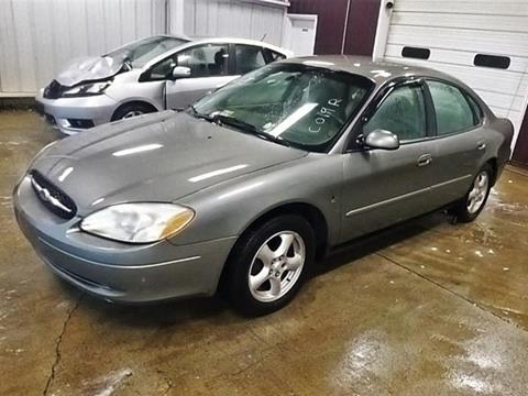 2002 Ford Taurus for sale at East Coast Auto Source Inc. in Bedford VA